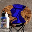 RIVER BLUE ALCOHOL INK