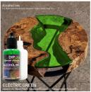 ELECTRIC GREEN ALCOHOL INK